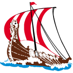 Red Viking Restaurant logo