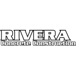 Rivera Concrete Construction logo