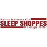 Santa Barbara County Sleep Shoppes & Design Center logo