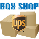 UPS / United Packing & Shipping logo