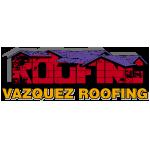 Vazquez Roofing logo