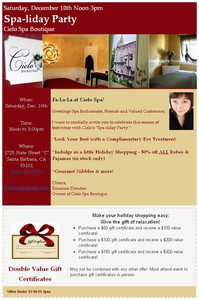 Photo uploaded by Cielo Spa Boutique
