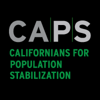 Photo uploaded by Californians For Population Stabilization