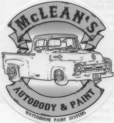 Photo uploaded by Mclean's Auto Body & Paint