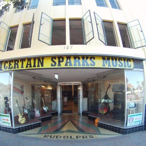 Photo uploaded by Certain Sparks Music