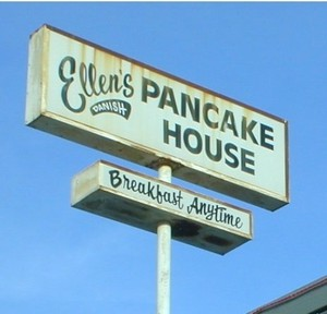 Ellen'S Danish Pancake House logo