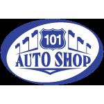 101 Auto Shop logo