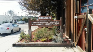 Carpinteria Valley Lumber Co logo