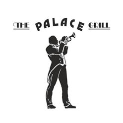 Palace Grill The logo