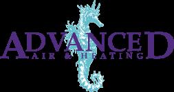 Advanced Air & Heating logo