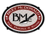Bret McDonald Tile Marble & Stone logo