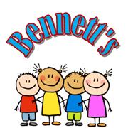 Bennett's Toys & Educational Materials logo