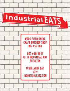 Photo uploaded by Industrial Eats
