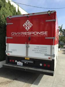 Photo uploaded by Qwikresponse Restoration & Construction