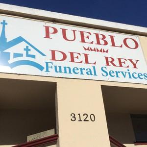 Pueblo Del Rey Funeral Services logo