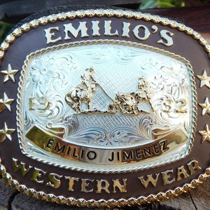 Photo uploaded by Emilio's Western Wear