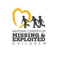 National Center For Missing & Exploited Children logo
