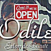 Odile Salon De Beaute logo