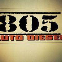 805 Auto Diesel logo