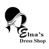 Elna's Dress Shop logo