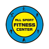 All Sport Fitness Center logo