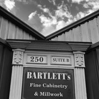 Bartlett's Fine Cabinetry logo