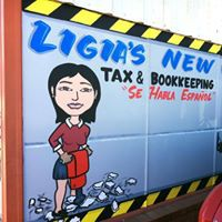 Tax & Bookkeeping Services logo