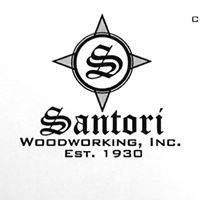 Santori Woodworking logo