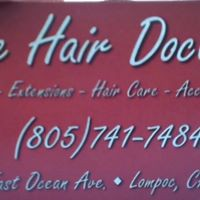 The Hair Doctor logo