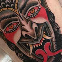 Fortified Tattoo Co logo