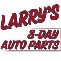 Larry's Auto Parts logo
