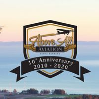 Above All Aviation logo