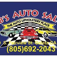 Bob's Auto Salon logo