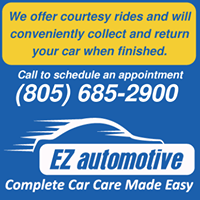 EZ Automotive logo