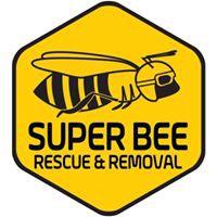 Super Bee Rescue & Removal logo