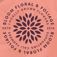 Bloom Floral & Foliage logo