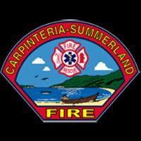 Carpinteria - Summerland Fire Protection District logo