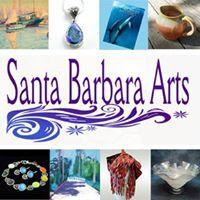 Santa Barbara Arts logo