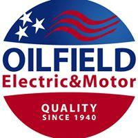 Oilfield Electric & Motor logo