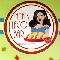 Ana's Taco Bar logo