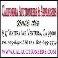 California Auctioneers logo