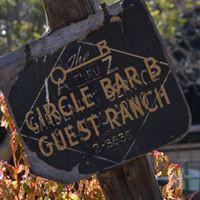Circle Bar B Guest Ranch logo