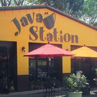 Java Station logo