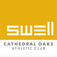 Cathedral Oaks Athletic Club logo