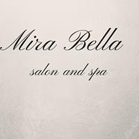 Mira Bella Salon And Spa logo