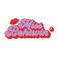 Miss Behavin logo