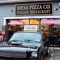 Mesa Pizza Co logo