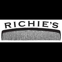 Richie's Barber Shop logo