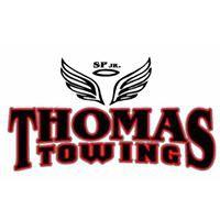 Thomas Towing logo