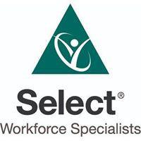 Select Staffing logo
